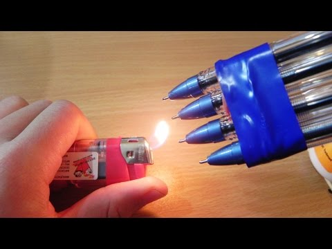 5 Amazing Easy Pen Life Hacks | You Should know