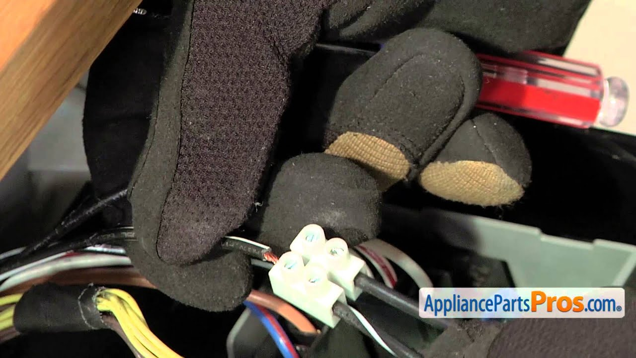Dishwasher Thermal Fuse (part #W10258275) - How To Replace