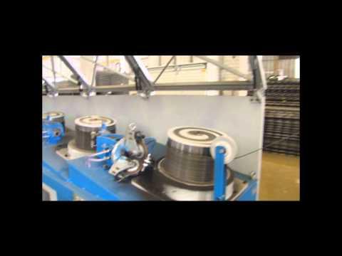 Máquina Trefiladora Multipasses Modelo TSL - Metal Cairo