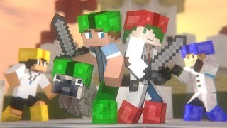 - Mini Walls FULL ANIMATION Minecraft Animation Hypixel