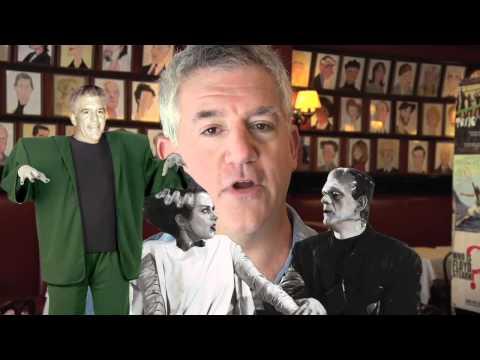 Playbill Video Cue & A: Greg Jbara