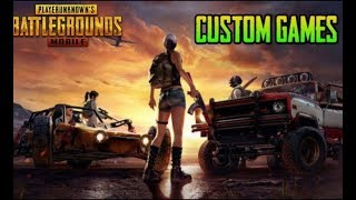 PLAYING PUBG MOBILE ON EMULATOR CUSTOM ROOM (ACE RANK ) WITH SHIVAM GAMING