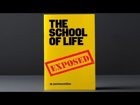 The Problem With The School Of Life