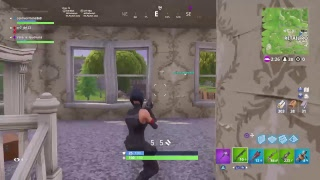 FORTNITE SQUAD GAME PLAY PS4]