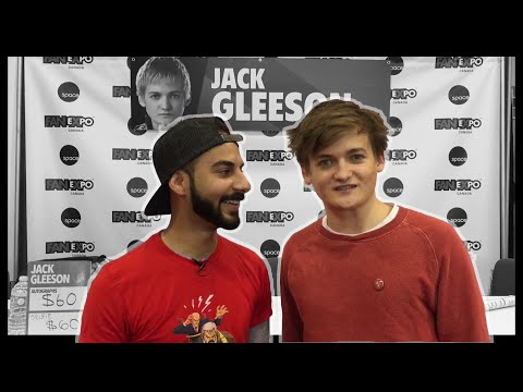 Meeting King Joffrey!!! -  Jack Gleeson Fan Expo 2016 - Game of Thrones Comic-Con