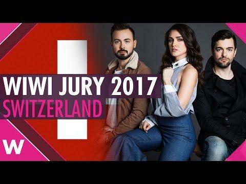 """Eurovision Review 2017: Switzerland - Timebelle - """"Apollo"""""""