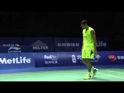 Final - 2014 China Open - Lin Dan vs Kidambi Srikanth