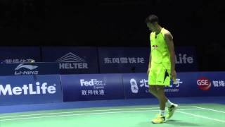 Final - 2014 China Open - Lin Dan vs Kidambi Srikanth