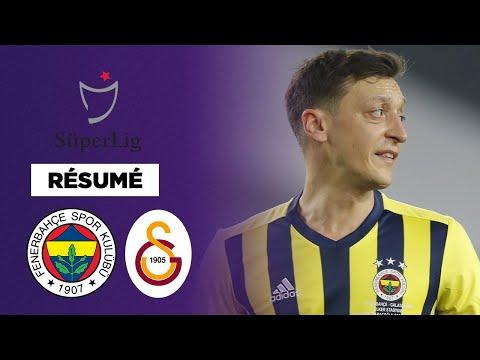 Résumé : Le choc au sommet pour Galatasaray contre le Fenerbahçe !