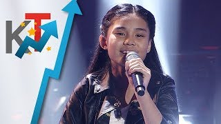 Angel Andal - You Are The Reason | The Voice Kids Philippines Season 4