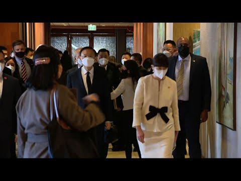 US, China spar in first meeting of Biden admin