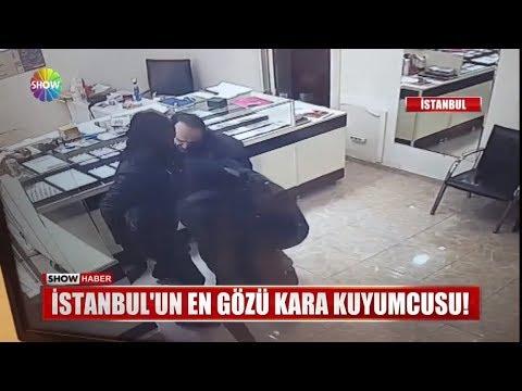 İstanbul'un en gözü kara kuyumcusu!