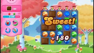 Candy Crush Saga Level 3151 - NO BOOSTERS