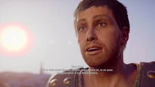 Assassin's Creed Odyssey Romance Gay Alexios & Thaletas français FR 05 - La méthode Thaletas