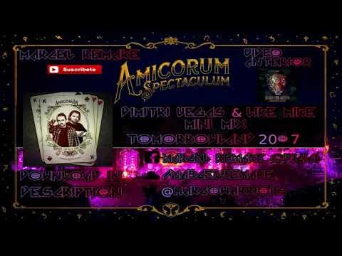 Amicorum Spectaculum Tomorrowland