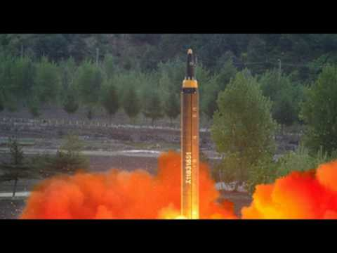 North Korea Launches Another Missile Into Sea of Japan