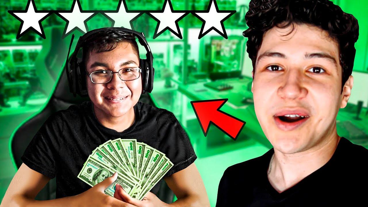 Le DOY $1000 si ESCAPA de las 5 ESTRELLAS en GTA 5! (GTA V)