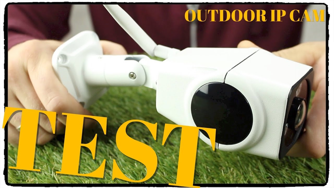 outdoor ip kamera wlan infrarot bewegungserkennung im test. Black Bedroom Furniture Sets. Home Design Ideas