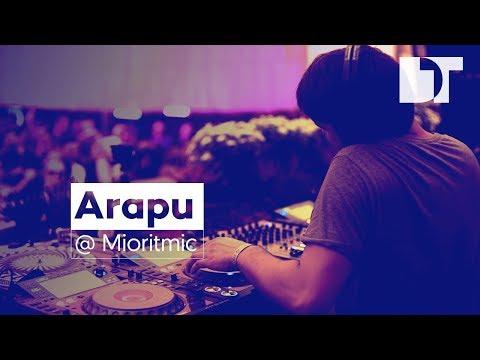 Arapu At Mioritmic Festival (Romania)
