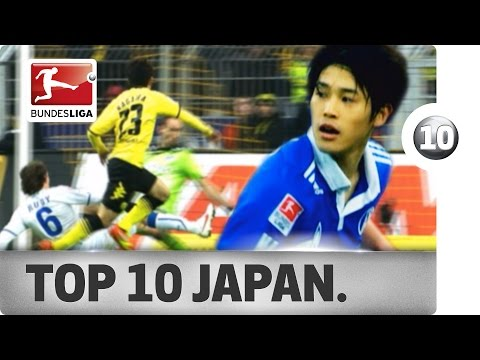 Top 10 Japanese Players
