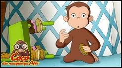 Coco der Neugierige 🐵103 Ein Dutzend Donuts 🐵 Ganze Folgen 🐵 Cartoons für Kinder🐵Staffel 1
