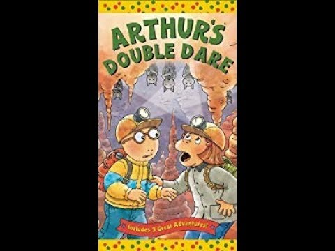 Opening and Closing To Arthur's Double Dare 2004 VHS