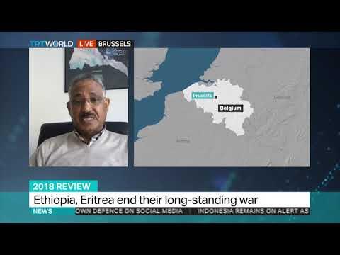 Eritrea-Ethiopia Peace: interview with Andebrhan Giorgis