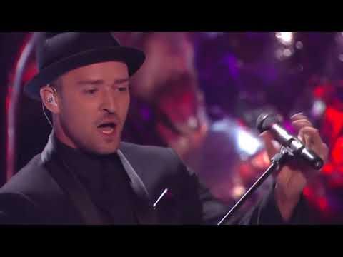 Justin Timberlake Live VMA 2013 - NSYNC