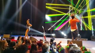 Reine khazen & Anthony Touma || Improvisation(dance) Christmas fitness concert