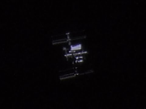 Photographing the International Space Station - Take 2