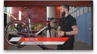 Merida Reacto Road Bike Range | 99 Bikes