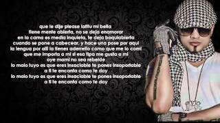 A Ti Te Encanta Remix Letra   Alexis y Fido Ft  Tony Dize, Wisin y Don Miguelo Video Letra 2015