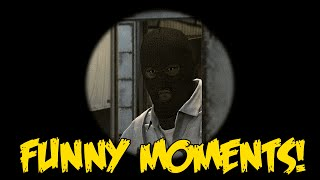 CS:GO FUNNY MOMENTS - SURPRISE MOTHER F*CKER (FUNTAGE)