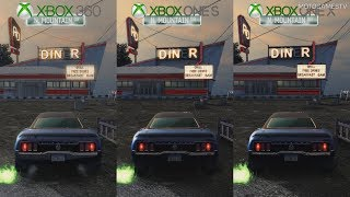 Burnout Paradise vs Remastered - Xbox 360 vs Xbox One S vs Xbox One X - 1080p Graphics Comparison