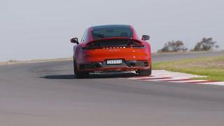 Mark Webber reveals highlights of new Porsche 911 Carrera S