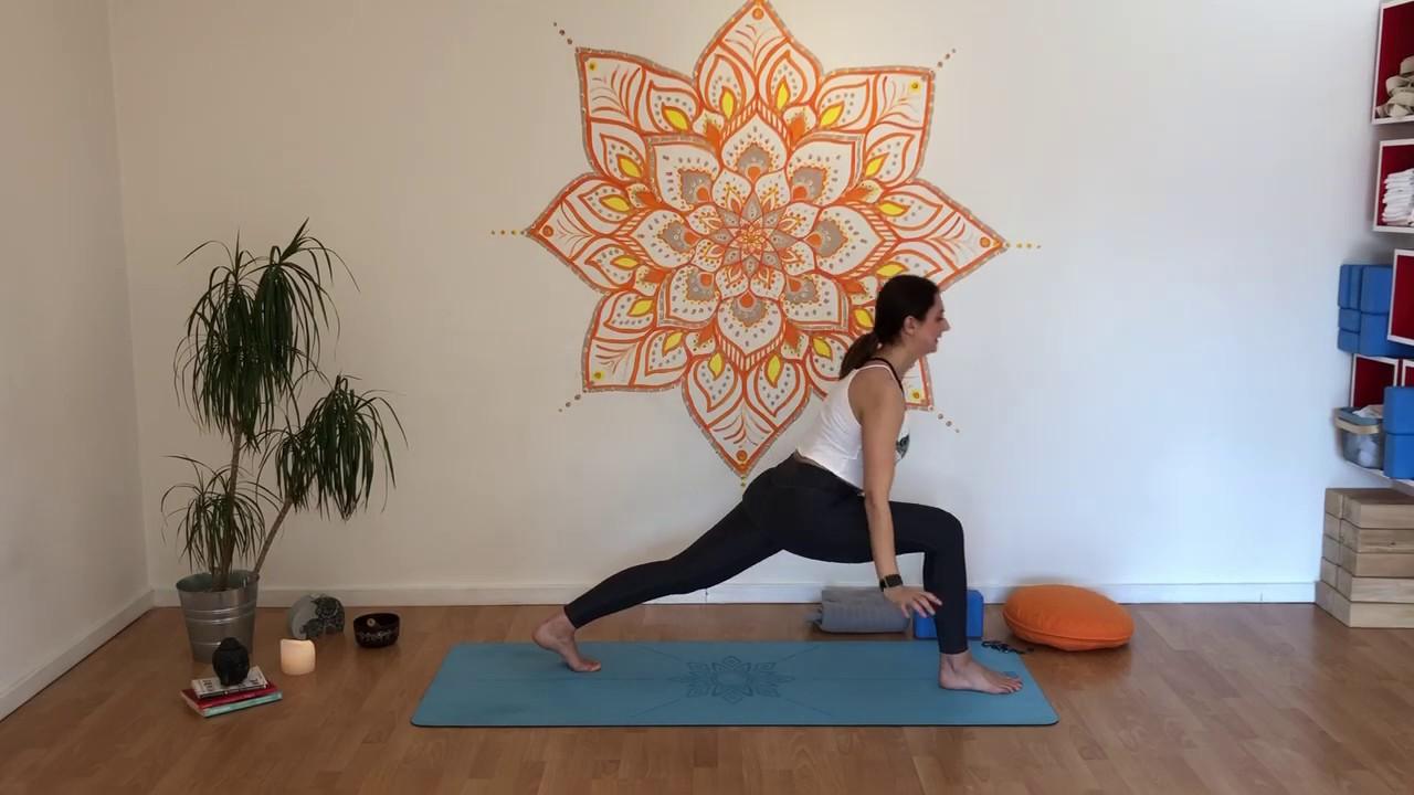 Güne Başlarken Yoga