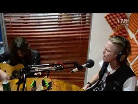 H.E.A.T. - Entrevista + acustico para TNT Radio
