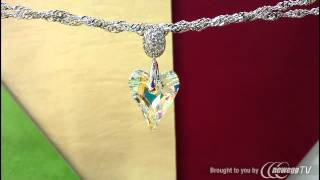 Product Tour: JA-ME 17mm Swarovski Wild Heart Color-Changing Crystal on Cubic Zirconia