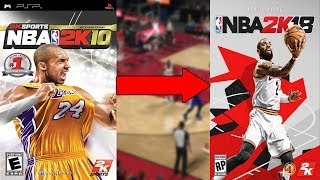 Can you name the Best NBA 2K Players Each Year for Each Team? | KOT4Q