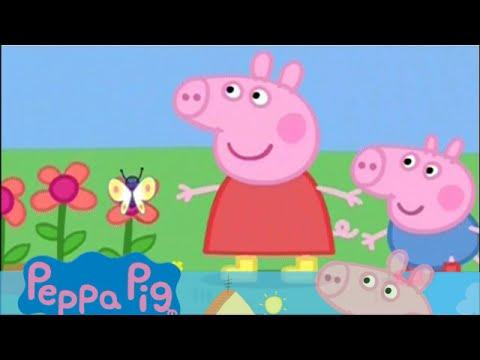 Videos de peppa pig en espa ol capitulos completos dibujos - Dibujos animados para bebes ...