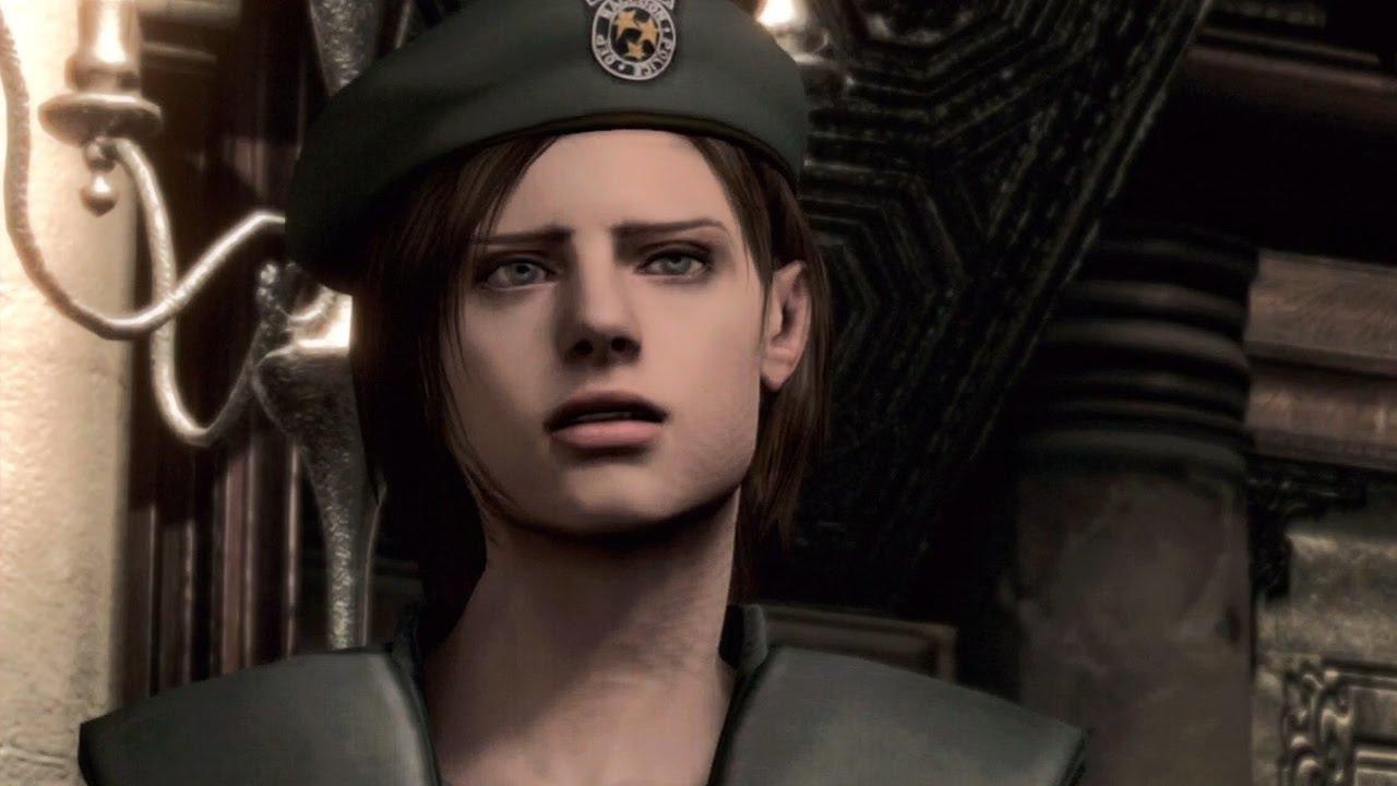 Resident Evil (Remastered) - Walkthrough Part 4 - YouTube