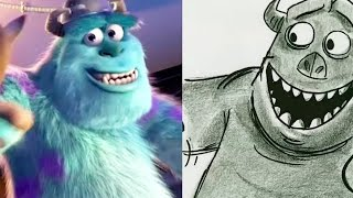 "Monsters Inc. Side by Side ""Fright Night"" Pt 2 