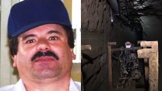 Inside A Drug Lord's PRISON ESCAPE Tunnel | What's Trending Now