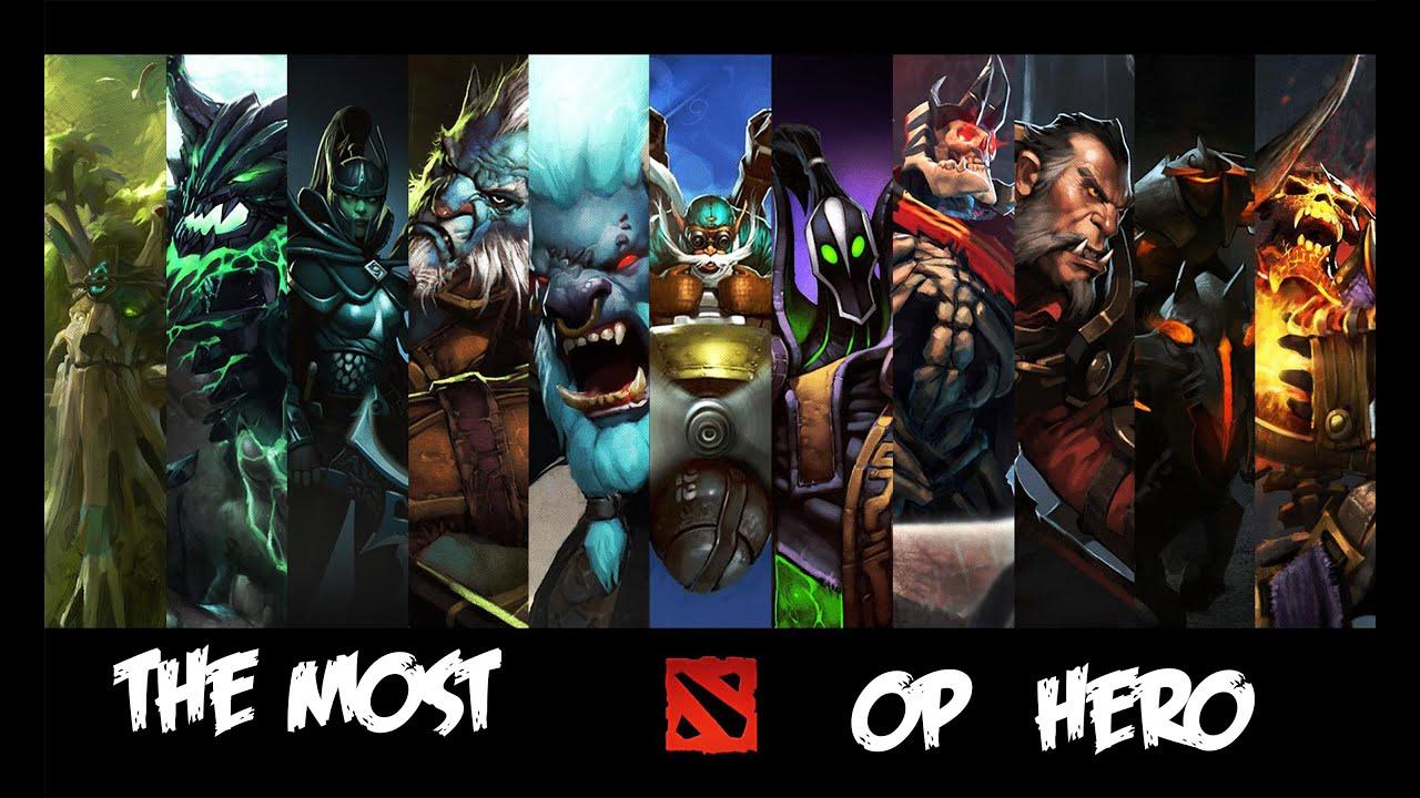 Dota 1 Heroes Wallpaper Hd Dota 2 Best Hero Youtube