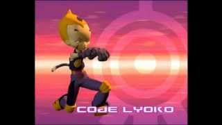 Code Lyoko A World Without Danger- Alternate Version Instrumental