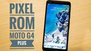 Pixel ROM Moto G4 Plus, Moto G4 Plus Pixel ROM Stable , Pure Nexus ROM Moto G4 Plus   Geekytech  