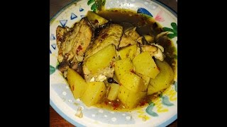 How I Make Chicken Souse