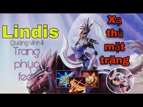 |Lindis | Quang Vinh 11| Xạ thủ mặt trăng có sức mạnh vs bá đạo như thế nào | xem y rồi cười hehe |