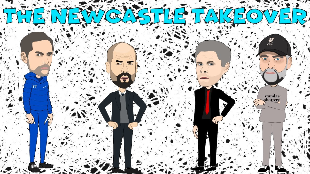 Download Newcastle Gets New Owners 🙆♂️😂😁⚽🏆