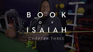 Isaiah Thomas Recovers From His Hip Injury | Book of Isaiah 2 | CH. 3: Ascent